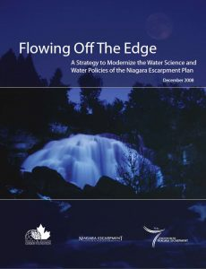 Flowing Off the Edge Cover